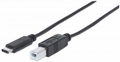 Manhattan Products Hi-Speed USB C Device Cable - 354950