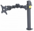 Manhattan Products LCD Monitor Mount with Double-Link Swing Arm - 461092