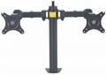 Manhattan Products LCD Monitor Mount with Double-Link Swing Arms - 461078