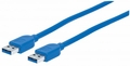 Manhattan Products SuperSpeed USB A Device Cable - 354295