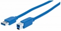 Manhattan Products SuperSpeed USB B Device Cable - 354301