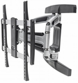 Manhattan Products Universal Aluminum LCD Full-Motion Wall Mount - 461306