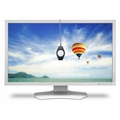 "NEC 27"" Color Critical Desktop Monitor with SpectraViewII (White) - PA272W-SV"