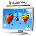 "NEC 30"" Color Critical Desktop Monitor with SpectraViewII (White) - PA302W-SV"