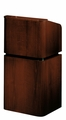 Oklahoma Sound Tabletop & Base Combo Non-Sound Lectern (Mahogany on Walnut) - 910/901-MY/WT
