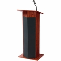 Oklahoma Sound The Power Plus Lectern (Mahogany) - 111PLS-MY