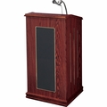 Oklahoma Sound The Prestige Lectern (Mahogany) - 711-MY