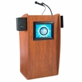 Oklahoma Sound The Vision Lectern (with Sound & Screen) - 612-S
