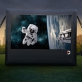 Outdoor Movie Theater System - Gold Package - Full HD System!