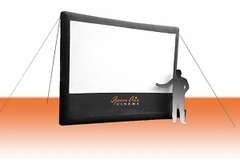 Outdoor Short-Throw Movie Theater System - Gold Package ST