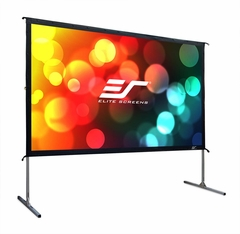Portable Outdoor Theater Complete System - Short-Throw Starlight 2 ST