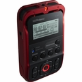 Roland Portable Audio Recorder - Red - R-07-RD