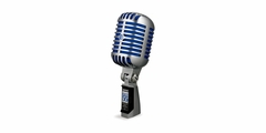Shure Deluxe Vocal Microphone - Super 55