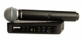 Shure Handheld Wireless System - H10 Frequency - BLX24/B58-H10