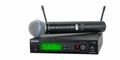 Shure Handheld Wireless System, H5 Frequency - SLX24/BETA58-H5