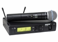 Shure Handheld Wireless System, J1 Frequency - ULXS24/BETA58-J1