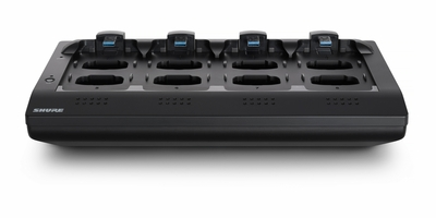 Shure Networked Charging Station Mxwncs8