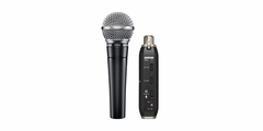 Shure Vocal Microphone with XLR to USB Signal Adapter - SM58-X2U