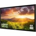"Sunbrite 43"" Signature Series 4K Ultra HD Partial Sun Outdoor TV, Black - SB-S-43-4K-BL"