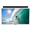 "Sunbrite 55"" Pro Series Full Sun 1080p Outdoor TV - 700 NITS, White - SB-5518HD-WH"