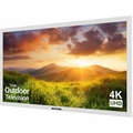 "Sunbrite 55"" Signature Series 4K Ultra HD Partial Sun Outdoor TV, White - SB-S-55-4K-WH"