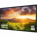 "Sunbrite 65"" Signature Series 4K Ultra HD Partial Sun Outdoor TV, Black - SB-S-65-4K-BL"