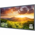 "Sunbrite 65"" Signature Series 4K Ultra HD Partial Sun Outdoor TV, Silver - SB-S-65-4K-SL"