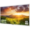 "Sunbrite 65"" Signature Series 4K Ultra HD Partial Sun Outdoor TV, White - SB-S-65-4K-WH"
