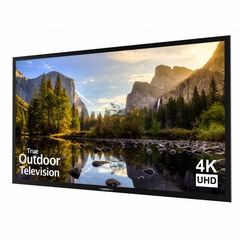 "Sunbrite 65"" Veranda Series 4K Ultra HD Full Shade Outdoor TV, Black - SB-6574UHD-BL"