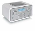 Tangent Quattro Internet Radio Player High Gloss White - Demo Unit
