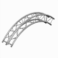 TRUSST 290mm (12in) Truss arc (90�), creates 3m (9.8ft) outside diameter circle - CT290-430CIR-90