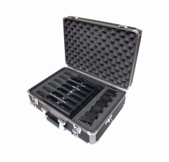 Williams Sound Body-pack charger, 12 bay, with case - CHG 3512 PRO