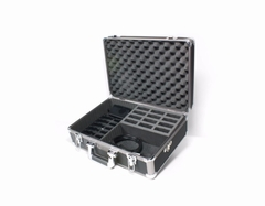 Williams Sound Digi-Wave charger, 12-bay, with case - CHG 1012 PRO