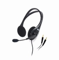 Williams Sound Dual-ear noise-cancelling headset microphone - MIC 045