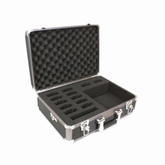 Williams Sound Large body pack system briefcase (12 slot) - CCS 030 S