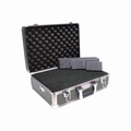 Williams Sound Large briefcase with pluck foam and dividers - CCS 030