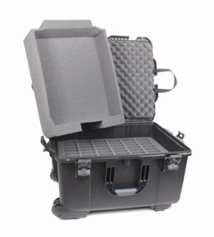 Williams Sound Large heavy-duty carry case (60 slot + tray) - CCS 054