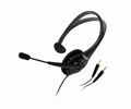 Williams Sound Noise-Cancelling 2-plug Headset Mic - MIC 044 2P