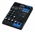 Yamaha 6-Channel Mixing Console: Max. 2 Mic / 6 Line Inputs (2 mono + 2 stereo) / 1 Stereo Bus � MG06
