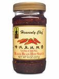 Heavenly Chef Yang Cheng Black Bean Hot Sauce