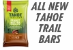All New Tahoe Trail Bars