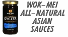 Wok-Mei All-Natural Asian Sauces