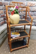 Antique Standing Shelf (UPS $60)