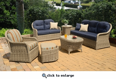 Bahama Four Piece Set (MF)