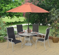 Beachfront Five Piece Dining Set (MF)