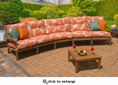Briena Sectional Set of 6 (MF)