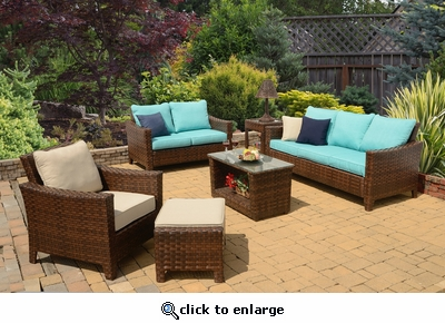 Casablanca Porch Set of 6 (MF)
