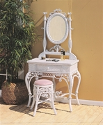 Classic Wicker Vanity Set (UPS $85) (40% Off!)