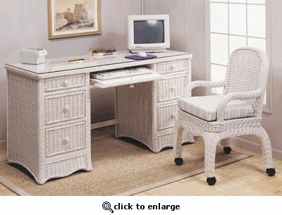 Deluxe Computer Desk Chair (UPS $55)