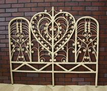 Heart Double Headboard (UPS $70)